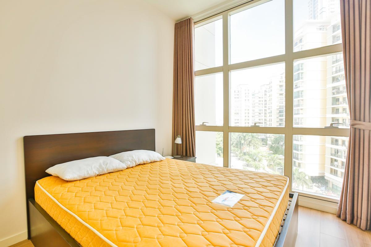 Phòng ngủ chính Căn hộ tháp 3A The Estella An Phú