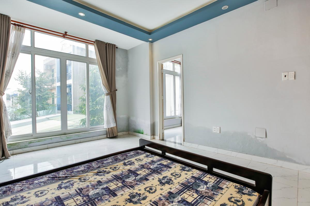 Phòng ngủ Nhà 4 tầng Tống Hữu Định Thảo Điền