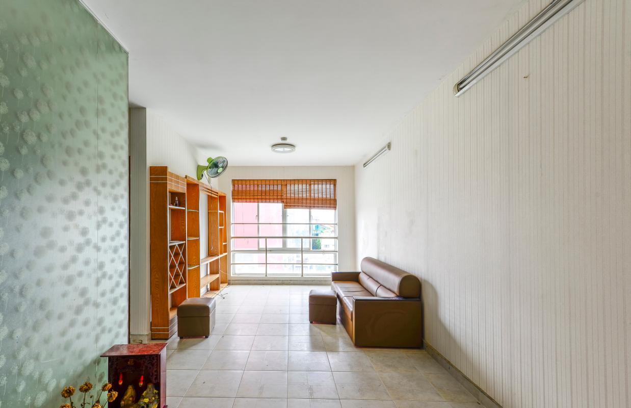 Căn hộ 2 phòng ngủ tháp C Sacomreal Hòa Bình
