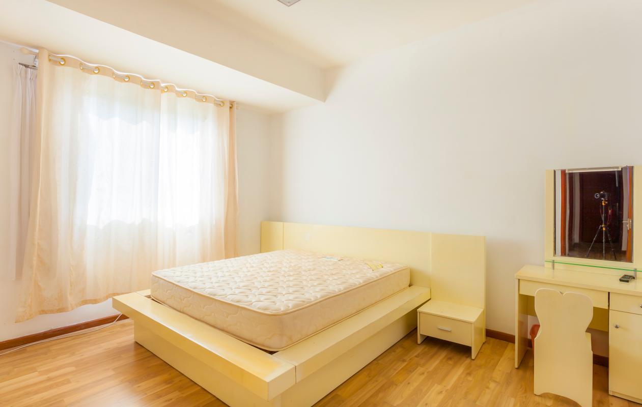 Phòng ngủ lớn rộng rãi Căn góc tháp B V-Star Tấn Trường