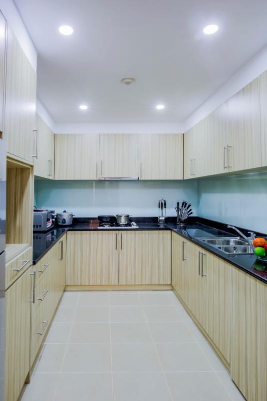 Phòng bếp Căn hộ 2 phòng ngủ Võ Văn Tần