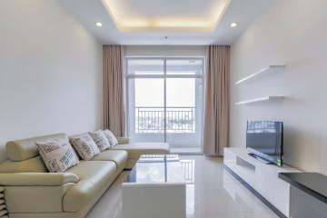 Căn góc tầng cao P1 Prince Residence