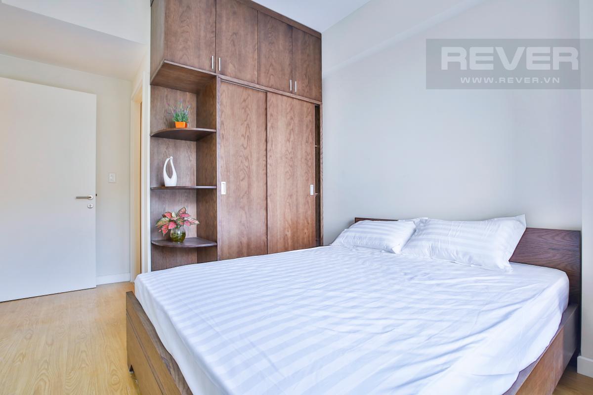 Nội thất gỗ cao cấp Căn hộ 2 phòng ngủ hướng Đông Nam T1A Masteri Thảo Điền
