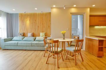 Căn hộ Sunrise City X2 độc đáo với nội thất thông minh