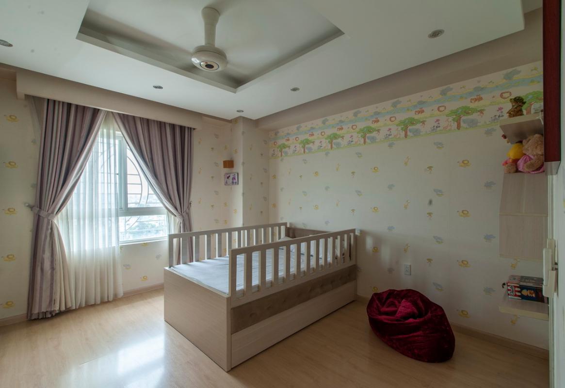 Phòng ngủ trẻ turng Căn góc tầng cao Flemington