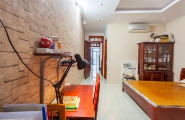 Nhà 5 tầng hướng Tây mặt tiền  Trần Văn Dư Tân Bình