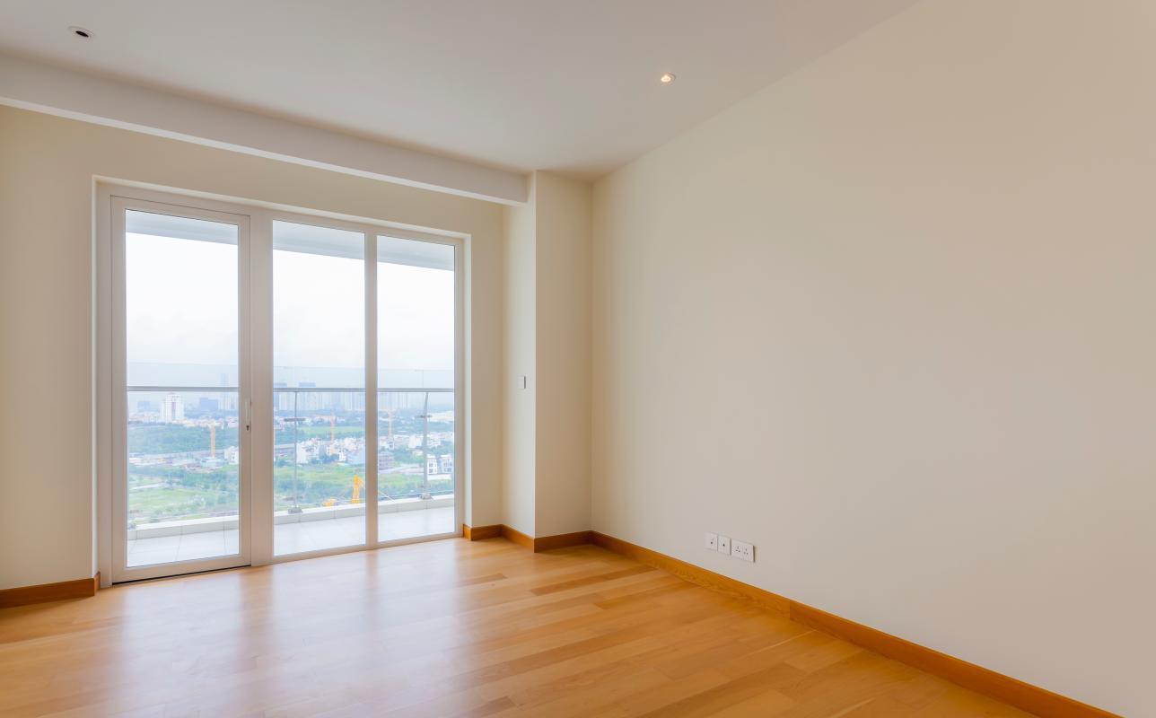 Phòng ngủ Căn góc tầng cao Tower 3 Brilliant Đảo Kim Cương