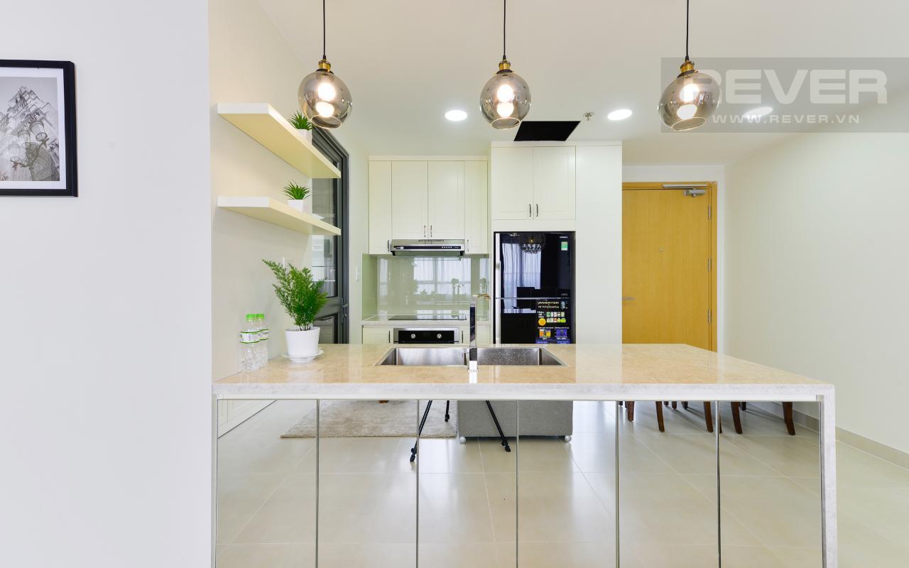 Bếp Căn góc tầng cao T3A Masteri Thảo Điền