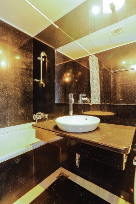 Phòng tắm Căn hộ tầng cao AE The Manor 1