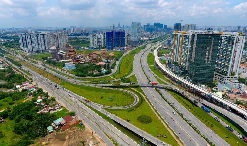 City Horse - An Phú