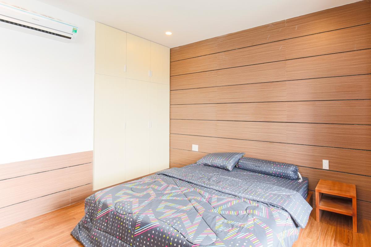 Phòng ngủ Căn góc tầng cao X2 Sunrise City