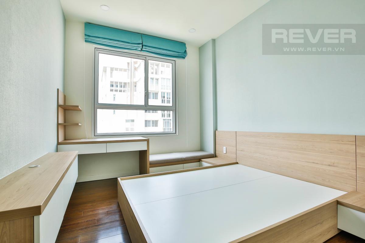 Phòng ngủ 2 Căn góc tầng cao hướng Tây Nam tháp LB Lexington Residence