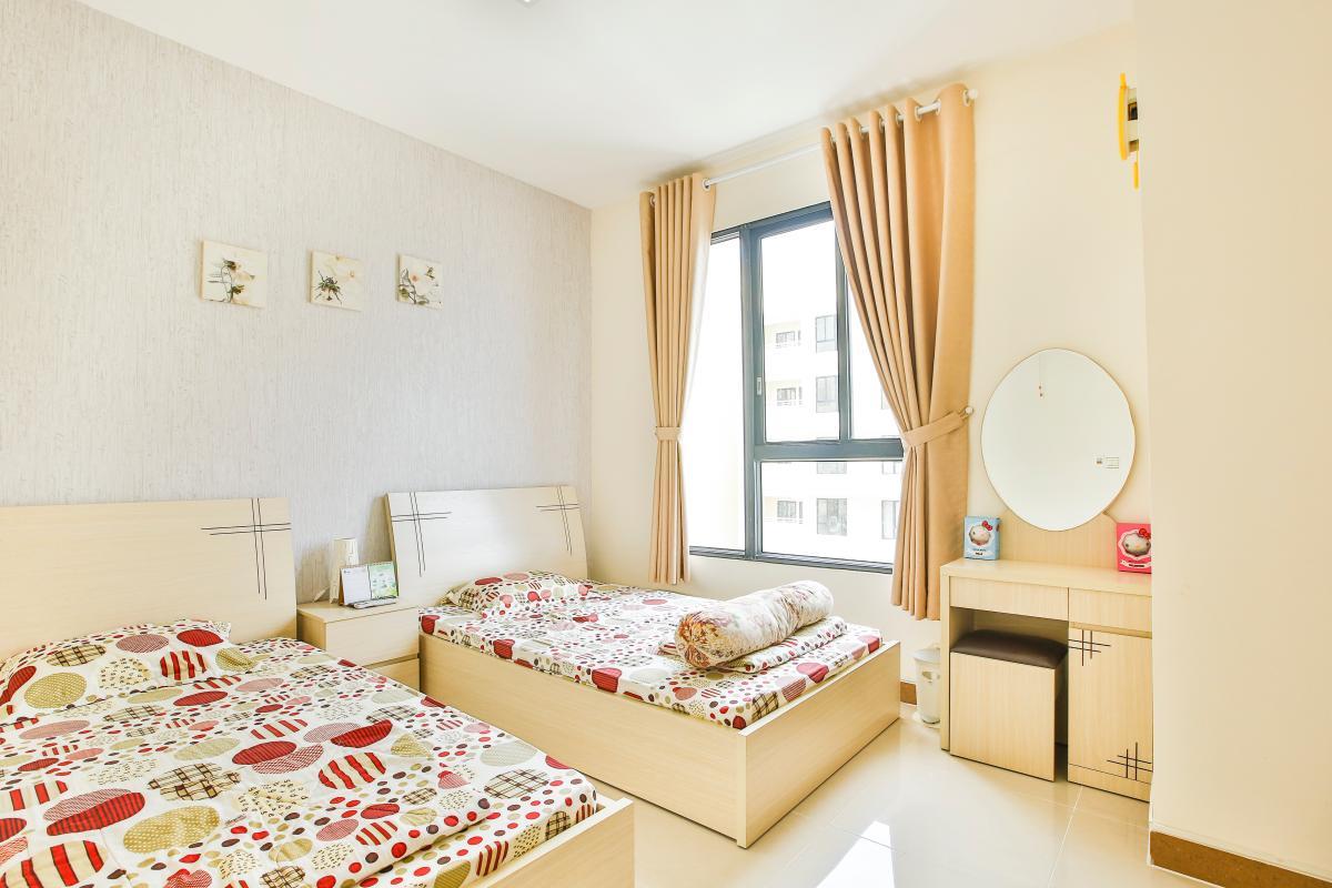 Phòng ngủ mới lạ Căn hộ tầng cao A2 Era Town