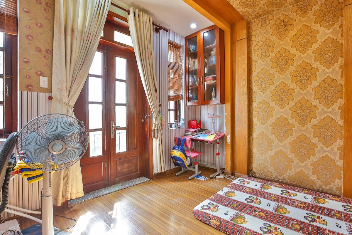 Phòng ngủ Nhà 3,5 tầng đường 20 Phú Hữu quận 9