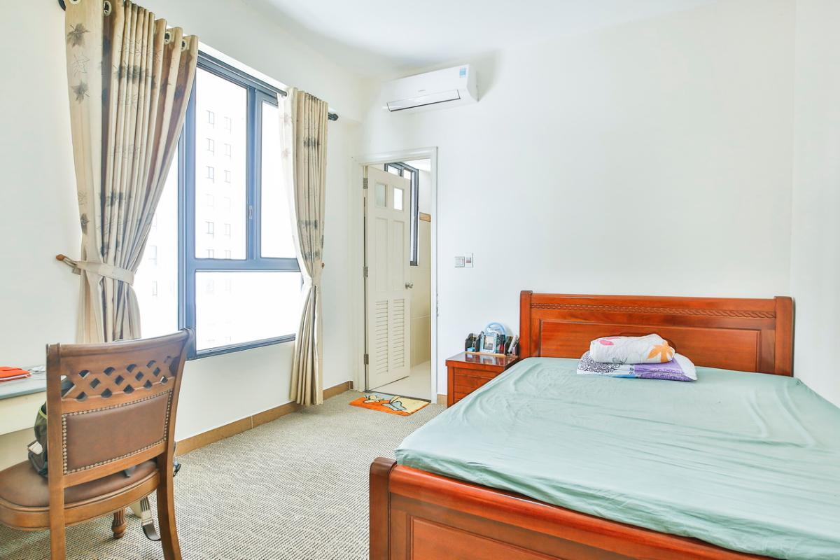 Phòng ngủ Căn hộ tầng cao EA4 Era Town
