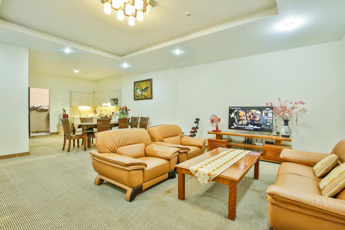 Sofa đẳng cấp Căn hộ tầng cao EA4 Era Town