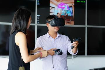 Phố Xinh, Mini Cooper và làn sóng thực tế ảo đang lan rộng tại Việt Nam