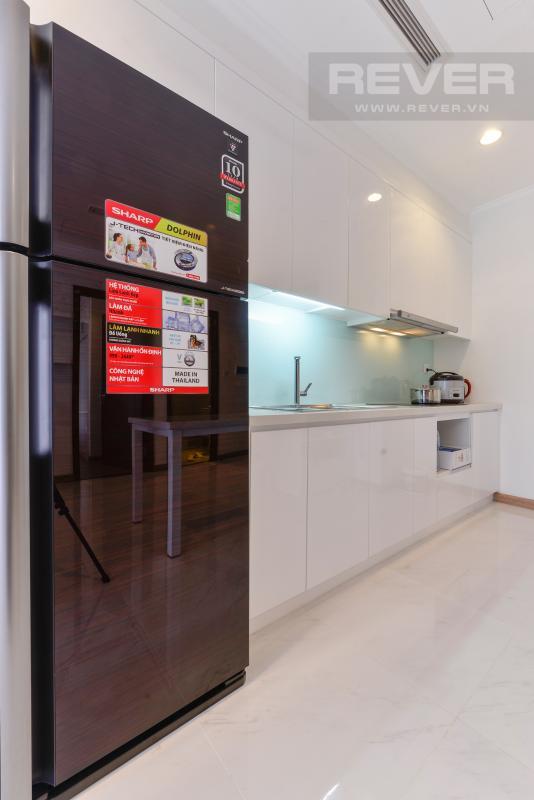 Khu bếp Căn hộ 1 phòng ngủ C2 Vinhomes Central Park
