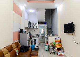 Nhà 2 tầng hẻm Phan Xích Long Phú Nhuận