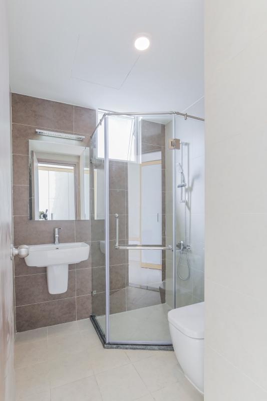 Phòng tắm Căn hộ tầng cao LC Lexington Residence