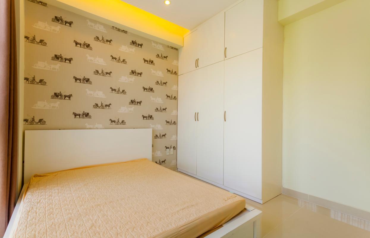 Phòng ngủ Căn hộ tầng thấp Riverpark Residence