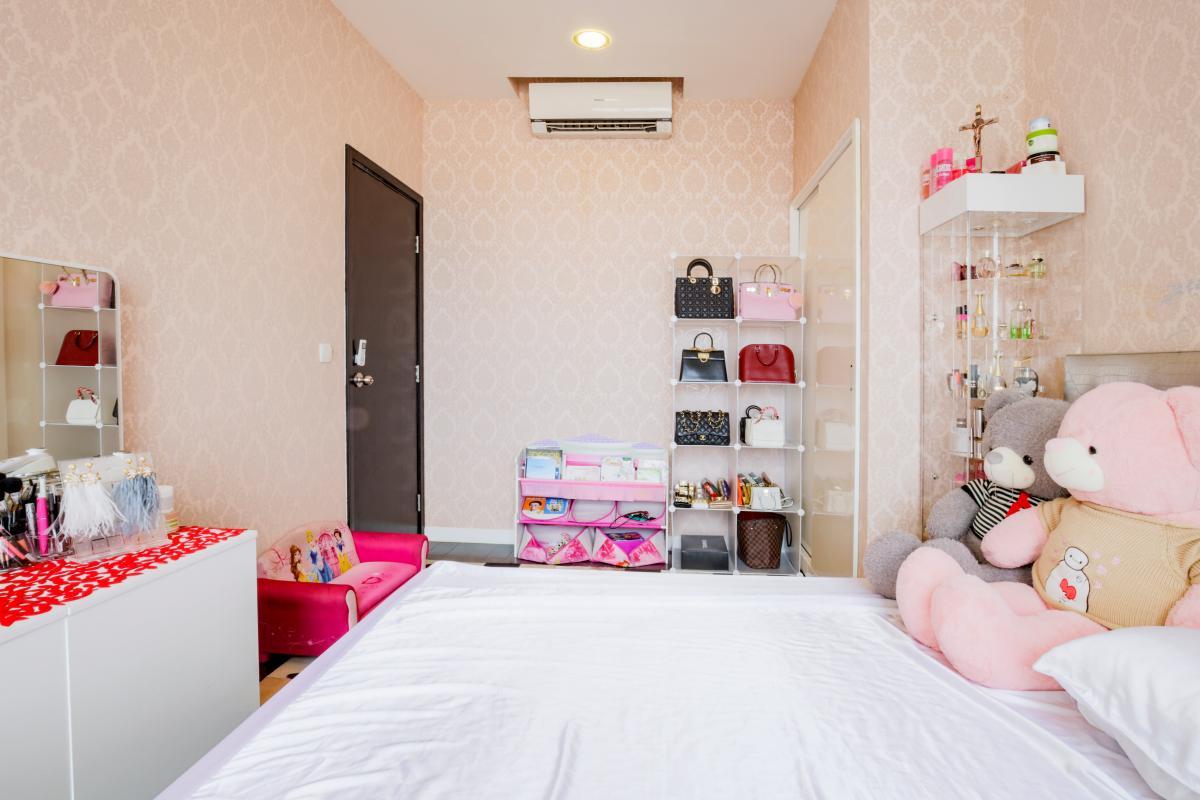 Phòng ngủ trẻ em Căn hộ tầng cao tháp V5 Sunrise City