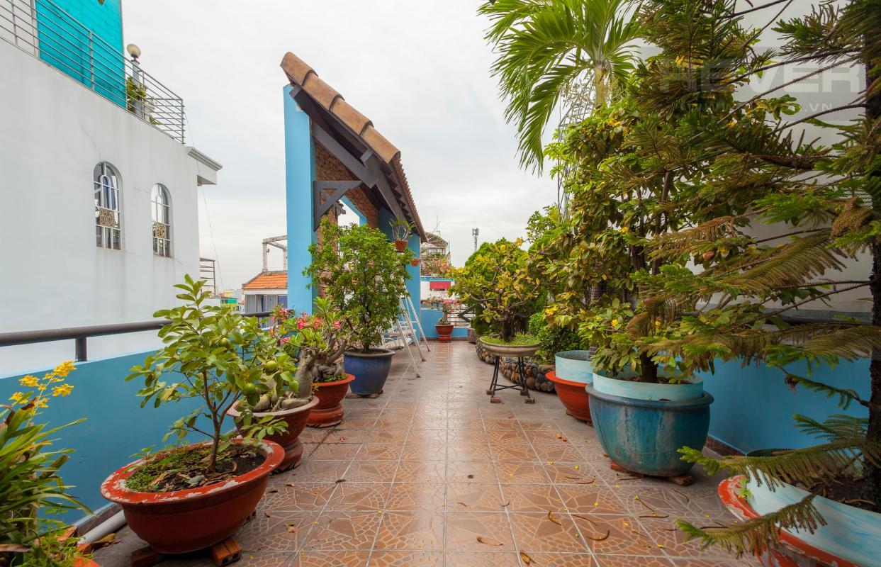 Nhà hướng Tây mặt tiền Ngô Thị Thu Minh Tân Bình