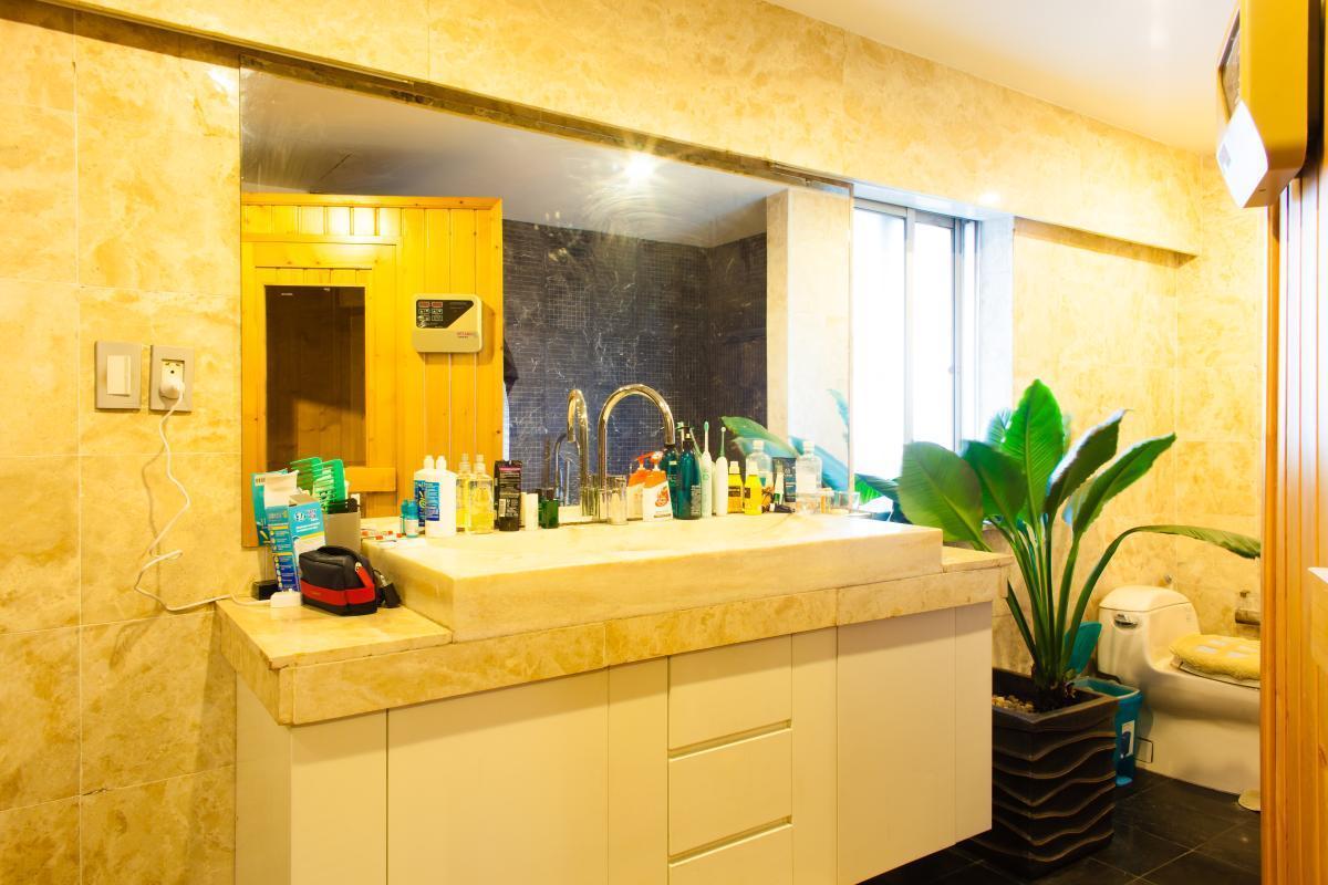Nội thất phòng tắm Penthouse hướng Bắc AE Mỹ Khánh 2