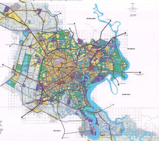 TP HCM quy hoạch 385ha tại Hiệp Phước để di dời các cảng nội thành