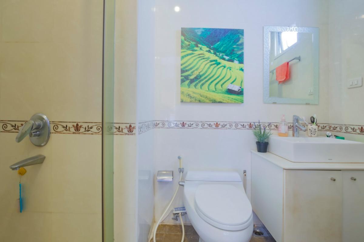 Phòng tắm Căn hộ tầng cao Flemington
