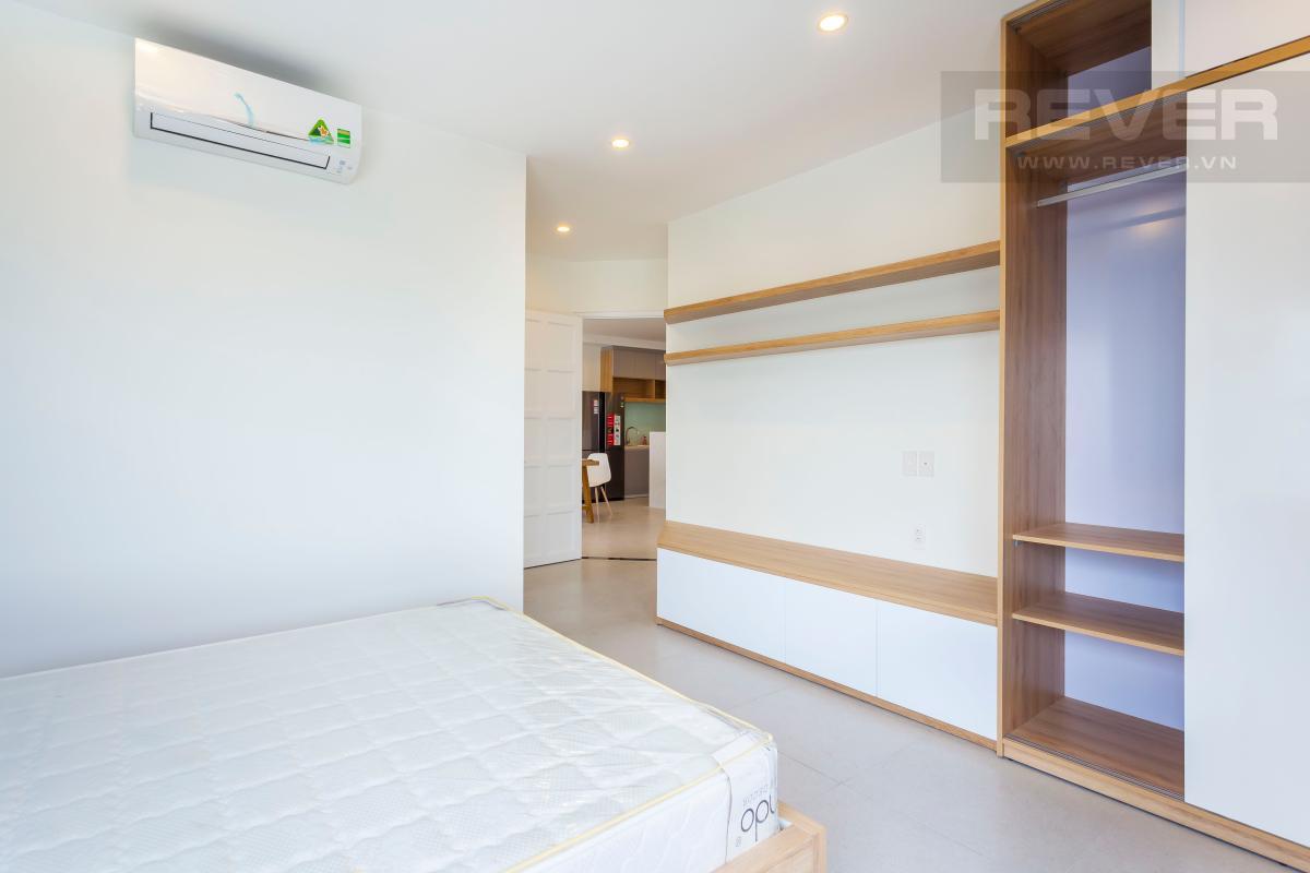 Phòng ngủ 1 Căn góc Sunrise City tầng cao X2, hướng Đông Nam mát mẻ