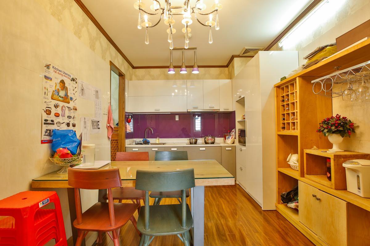 Căn hộ lofthouse chung cư An Phú