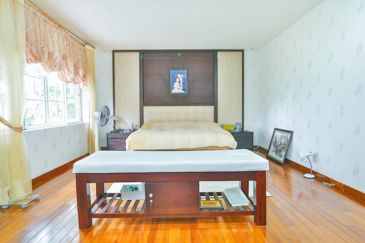 Phòng ngủ 1 Villa sân vườn Nam Thông 3