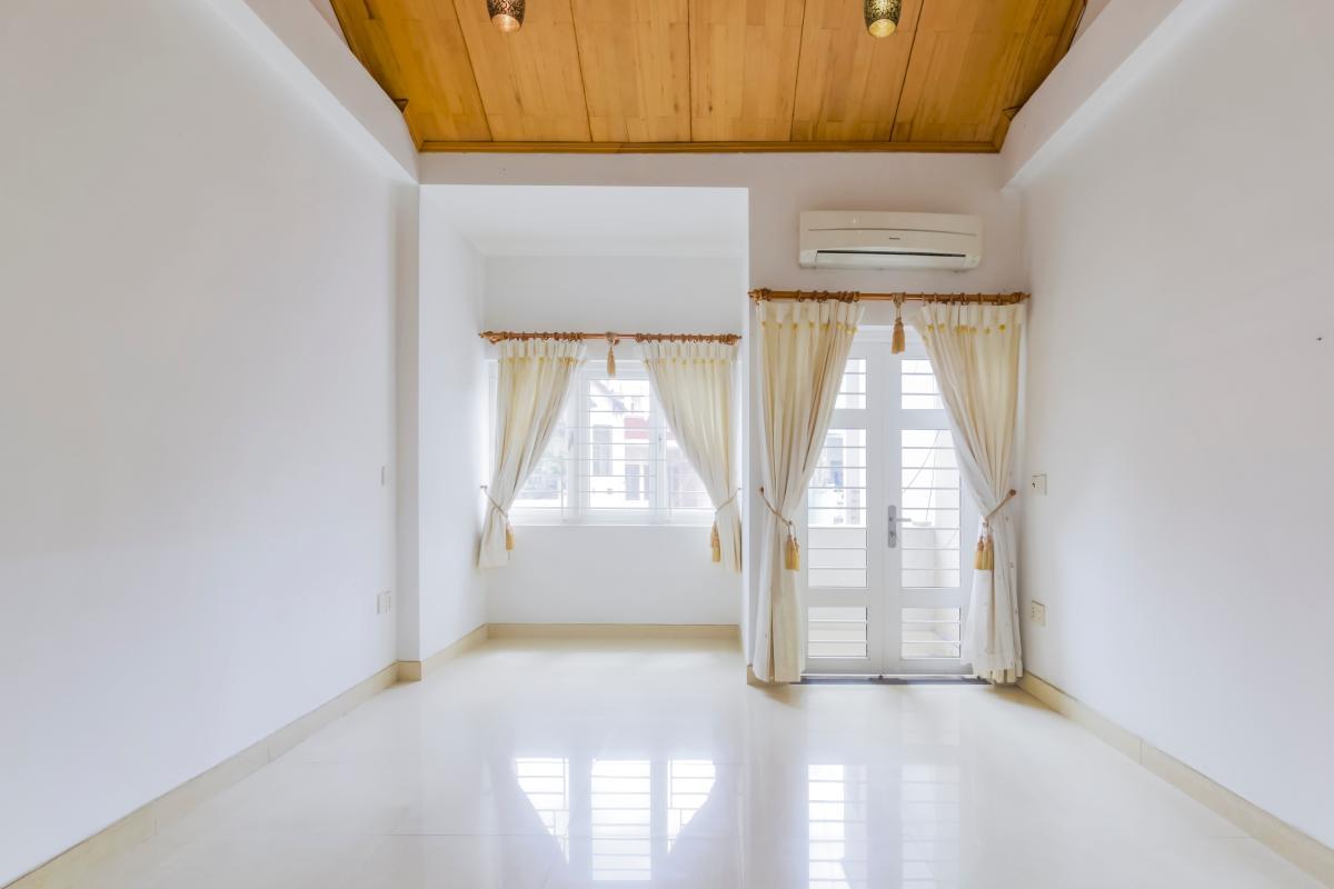Phòng ngủ 3 Nhà 3 tầng mặt tiền Phạm Cự Lượng Tân Bình