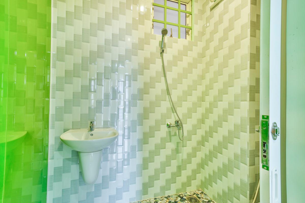Phòng tắm Căn hộ 2 phòng ngủ chung cư Nguyễn Tri Phương
