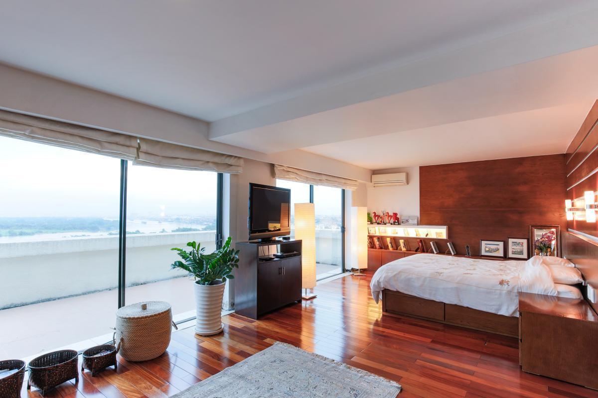 Bán Penthouse Parkland Apartment 4PN, diện tích rộng rãi, thiết kế đẹp