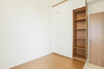 Căn hộ tầng cao Lexington Residence mộc mạc với sắc màu của gỗ 5