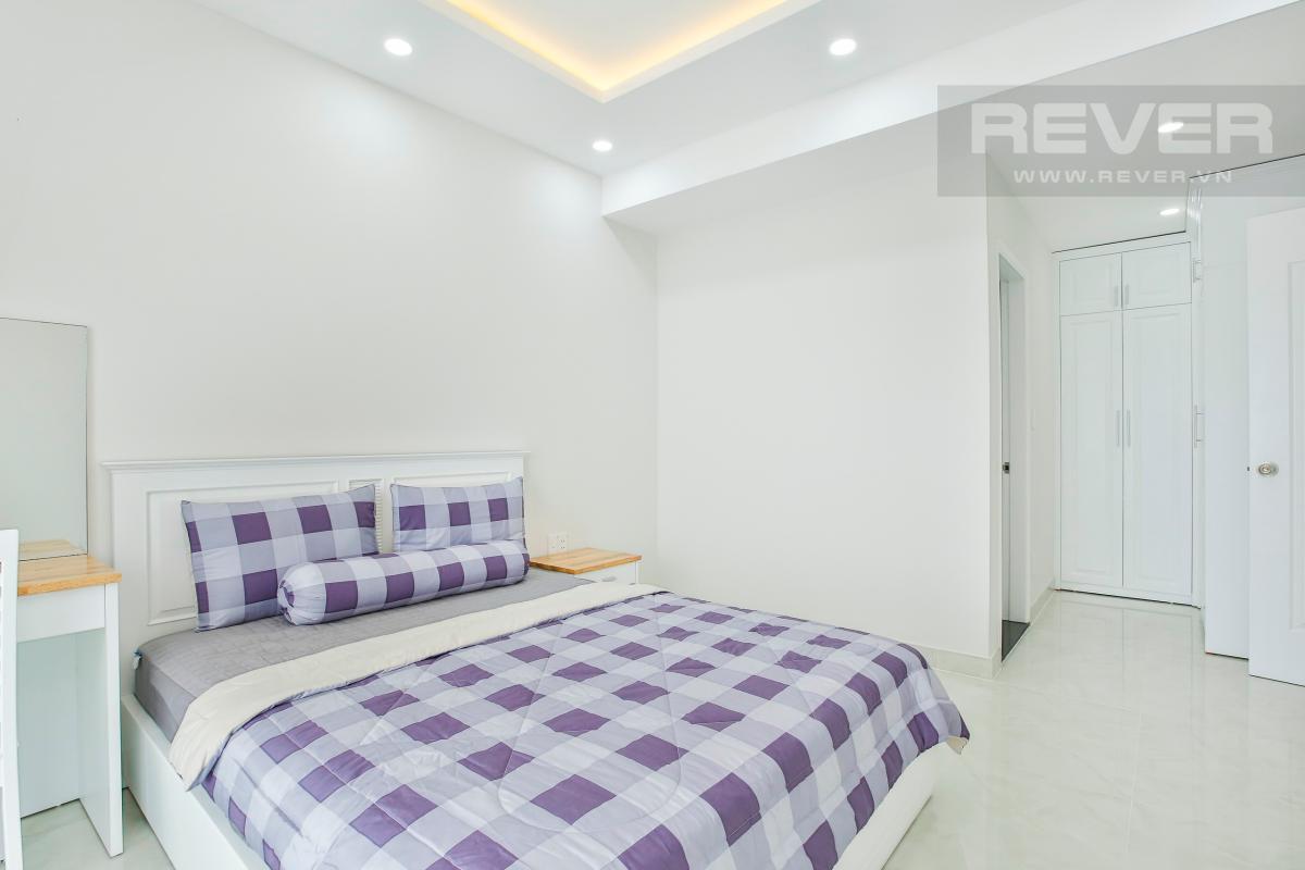 Phòng ngủ Căn hộ tầng cao tháp D Green Valley