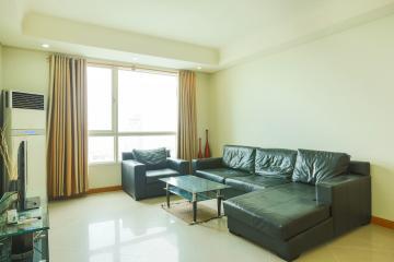 Căn hộ tầng cao The Manor 1 thiết kế nội thất tối ưu 1
