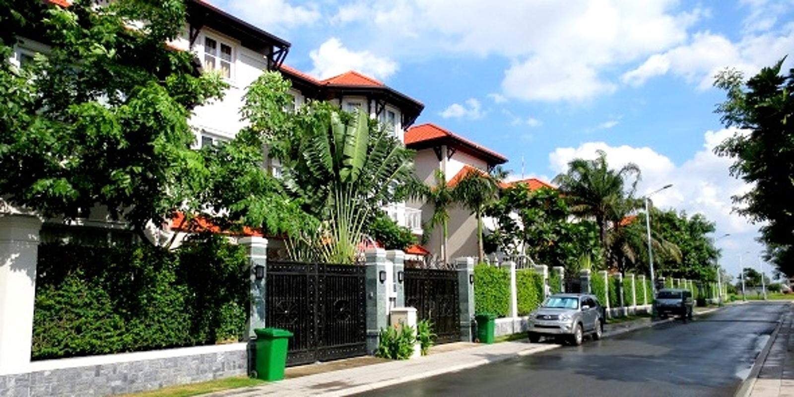 Villa Thủ Thiêm