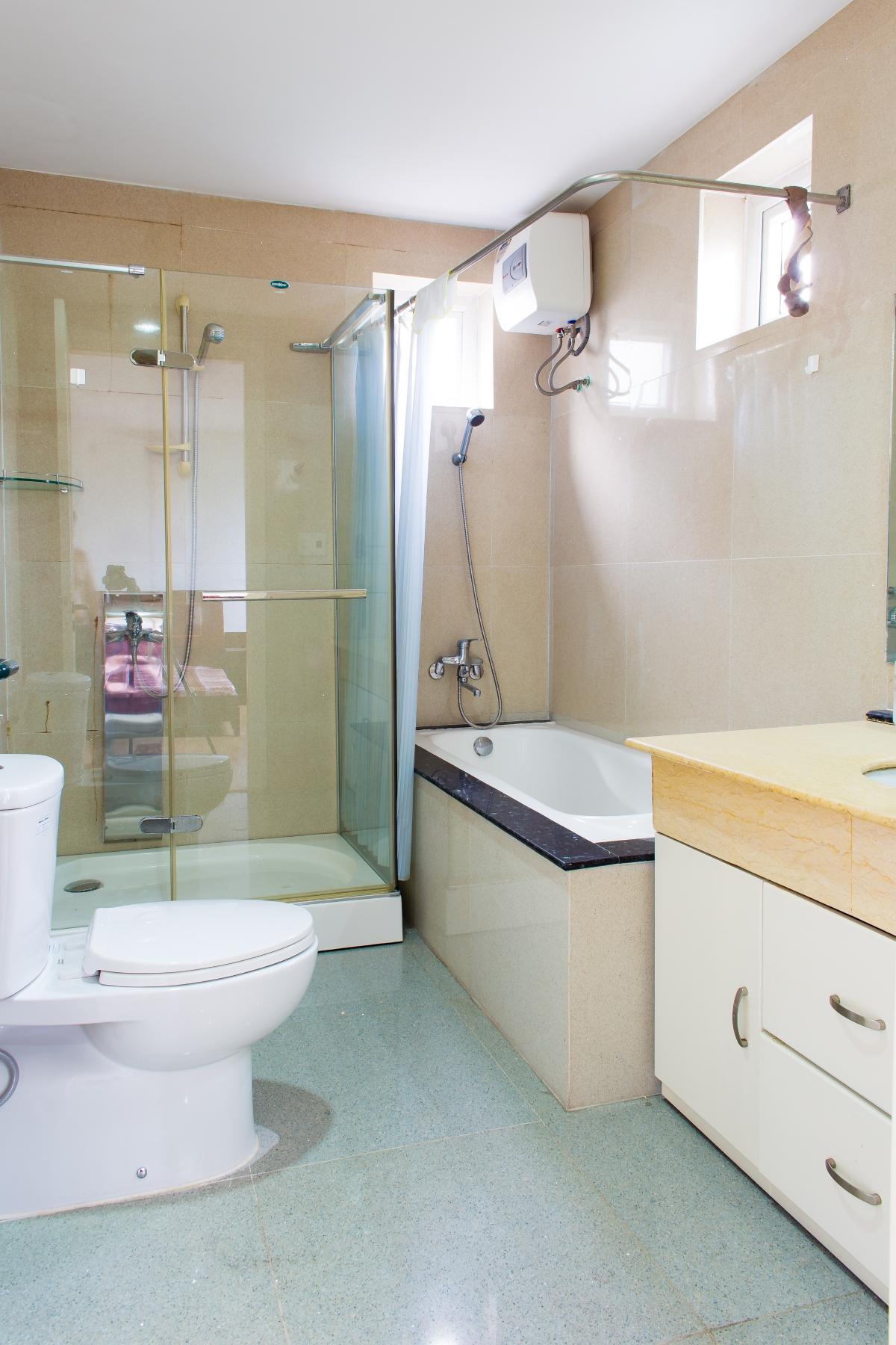 Phòng tắm Villa đường số 14 Fideco Thảo Điền Quận 2