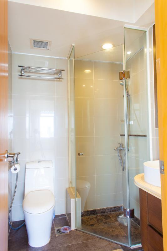 Phòng tắm Căn hộ tầng cao Ruby 2 Saigon Pearl