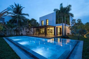 4 căn villa tuyệt đẹp tại quận 2 bạn nên xem