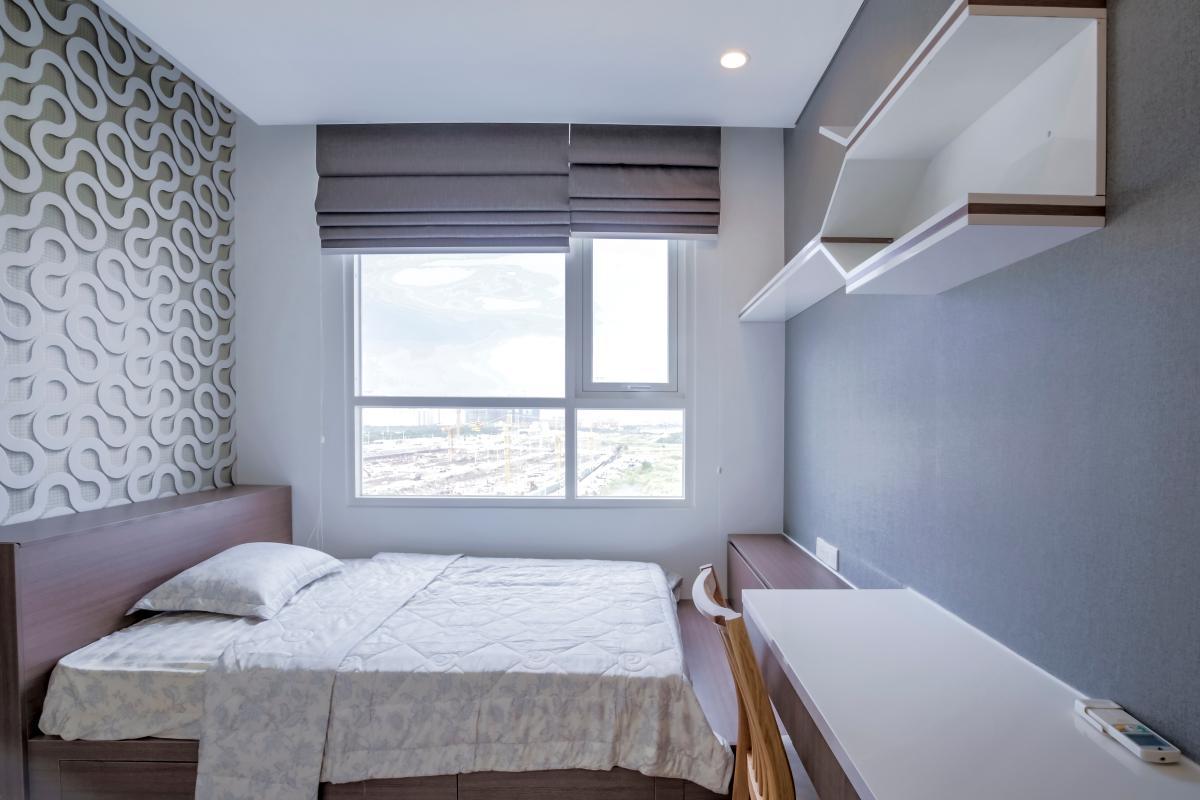 Phòng ngủ Căn hộ B1 Sarimi Sala Đại Quang Minh
