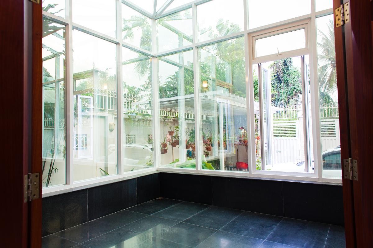 Phòng thư giản tầng trệt Villa 3 tầng đường Số 20 Linh Đông Thủ Đức