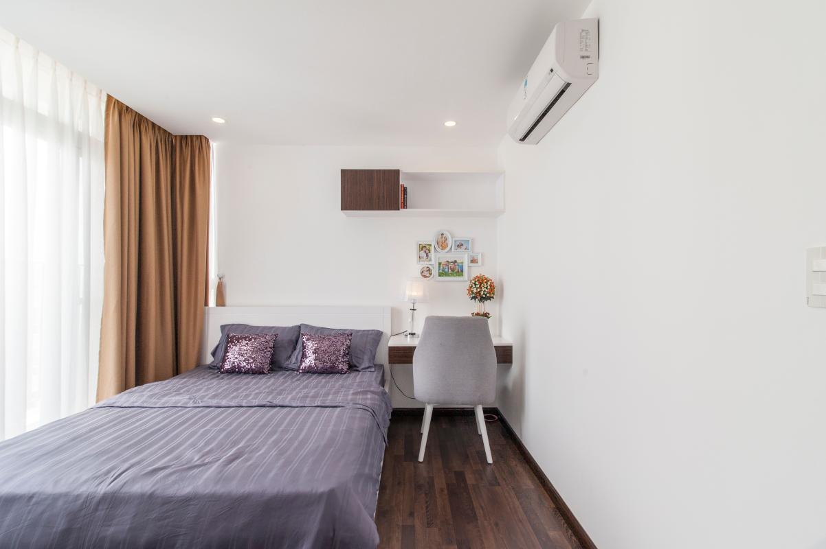 Phòng ngủ lớn Căn hộ tầng cao B Star Hill