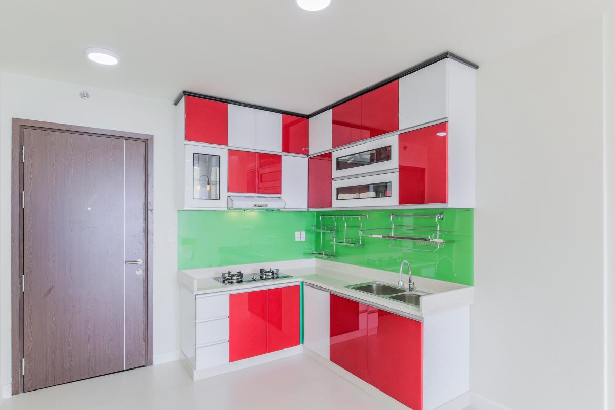 Phòng bếp Căn hộ tầng cao LC Lexington Residence