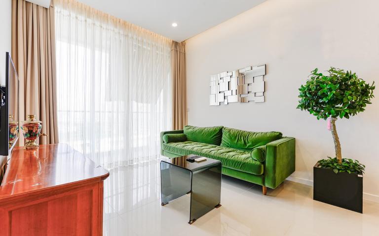 Căn hộ A1 Sarimi hai phòng ngủ, nhìn về trung tâm thành phố