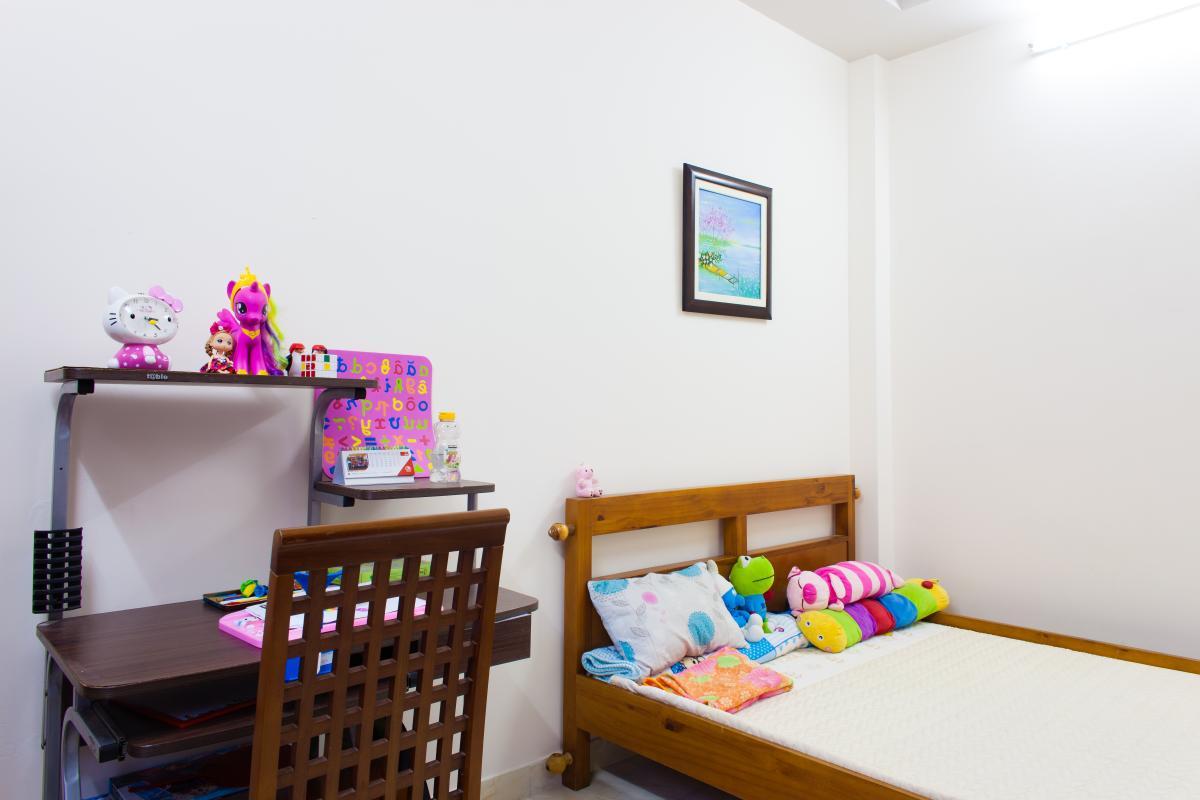 Phòng ngủ 2 Nhà 3 tầng hẻm Bùi Văn Thêm quận Phú Nhuận