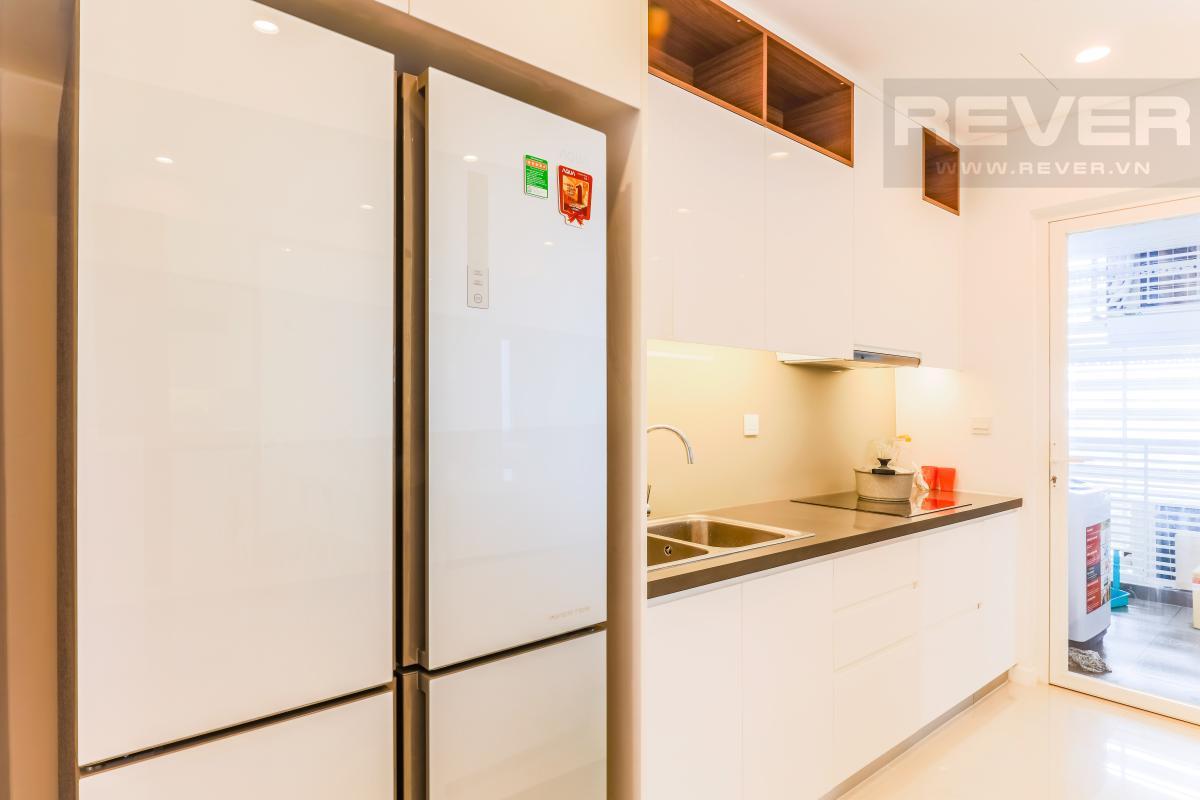 Phòng bếp tiện nghi Căn hộ Sarimi Sala Đại Quang Minh hướng Tây và tầng cao tháp B1